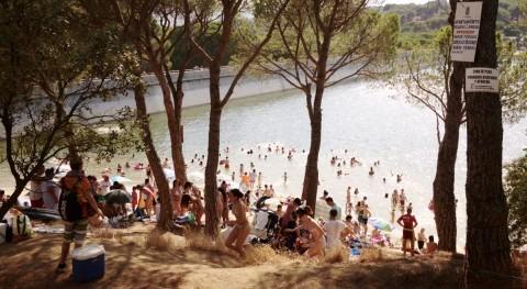 Piscinas naturales Madrid: Vaya, vaya, aquí sí hay playa