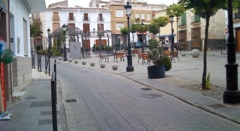 Plaza de la Feria en Vélez-Rubio