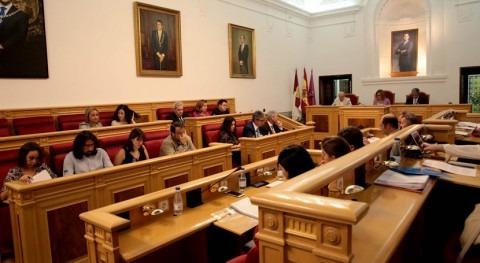 Toledo aprueba propuesta denunciar último trasvase Tajo