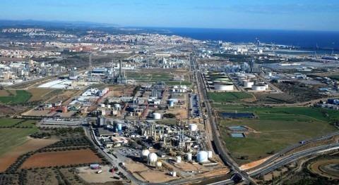 Tratamiento efluentes mayor complejo petroquímico sur Europa