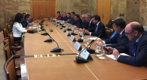 Federico Ramos coordina avance políticas nacionales agua junto actores implicados