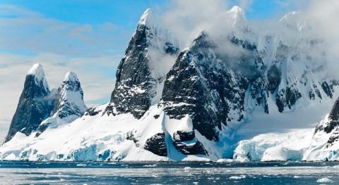 Descubiertos tres valles subglaciales y cadenas montañosas cerca Polo Sur