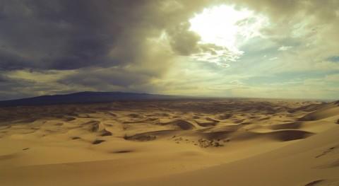 ¿Cómo puede polvo hacer prosperar vegetación y predecir cambio climático?