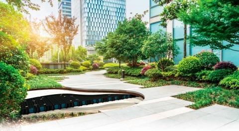 ¿Cómo podemos diseñar eficientemente nuestros entornos urbanos crear espacio agua?