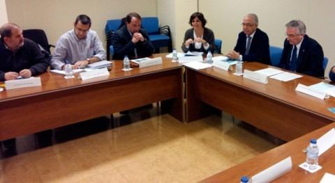 Ponencia Inundaciones Aragón aprueba varias propuestas gestión riadas