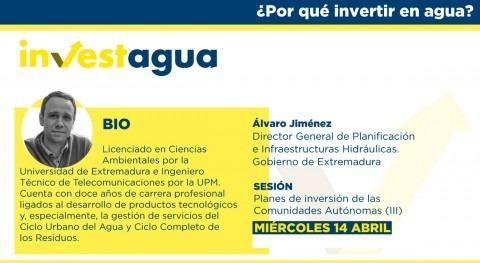 Extremadura anuncia INVESTAGUA primera ley autonómica Ciclo Urbano Agua 2021