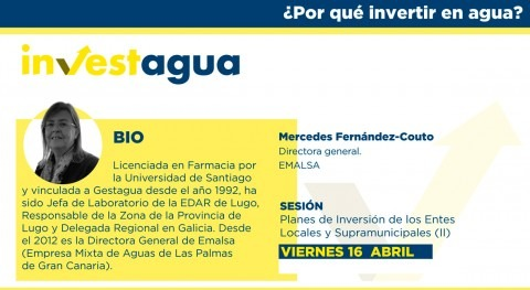 EMALSA anuncia INVESTAGUA inversiones valor 660 millones euros 2031