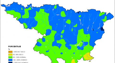 año hidrológico se cierra cuenca Ebro normalidad mayoría sistemas