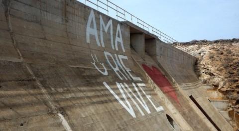 Ama, ríe, vive: estado arte Presa Mala - Lanzarote