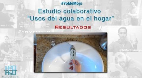 Resultados primer estudio usos agua caliente