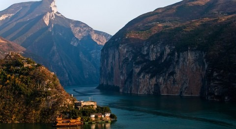 Río Yangtsé: paseo hídrico más largo China
