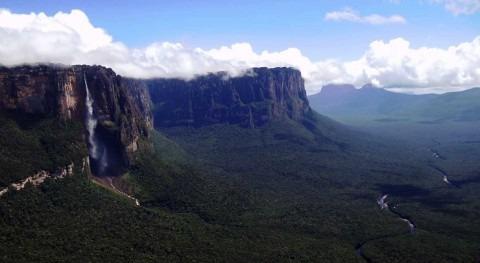 Salto Ángel, cascada más alta mundo