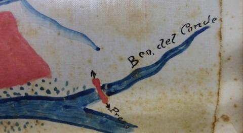 valor artístico mapa antiguo situación: Patrimonio expresión