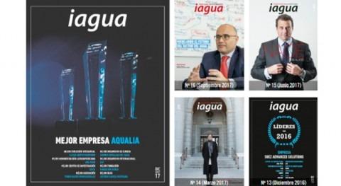 ¿ qué próximo número iAgua Magazine es imprescindible cualquier persona?