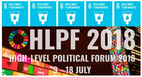 2018: año clave agua-saneamiento-higiene Agenda 2030