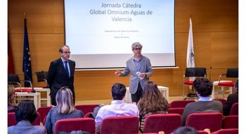 Cátedra Aguas Valencia ayuda mejorar sostenibilidad ambiental sector agua