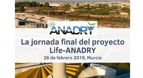 proyecto LIFE ANADRY presenta resultados finales más 3 años trabajo