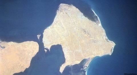 isla Djerba Túnez, turismo y cómo afrontar sobreexplotación acuíferos
