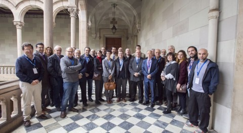 IIAMA participa primer encuentro nacional centros investigación sector agua