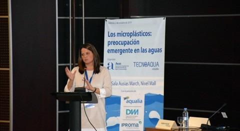 """""""Es necesario estudiar presencia microplásticos EDAR"""""""