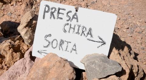 #PresadeChira, obra muerta 1964 #GranCanaria #Canarias