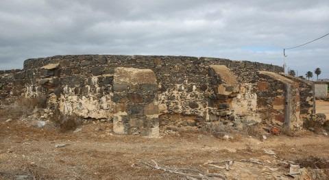 Monumentos agua alma paisaje destruido Gran Canaria #IslasCanarias