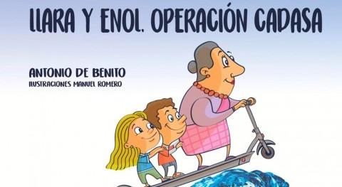 """CADASA presenta nueva campaña educación ambiental escolares """" cuentos agua"""""""