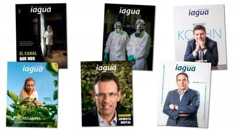 contenidos más vistos iAgua Magazine publicados 2020