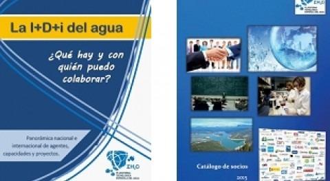 Plataforma Tecnológica Española Agua pone disposición sector dos nuevas publicaciones