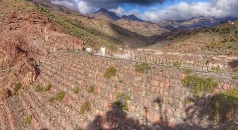 Charla y visita Presa Tirajana: 400 años gran Heredad Aguas