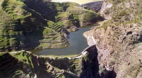 No son muy franquismo: Presas Pérez, Lugarejos y Hoyas Gran Canaria