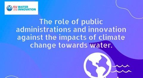 Administraciones públicas e innovación frente impactos cambio climático agua
