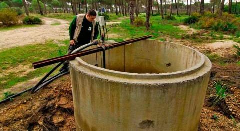 informe Gobierno reconoce pésima situación agua Doñana