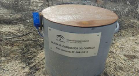 Andalucía clausura 8 pozos semana cuenca hidrográfica Tinto-Odiel-Piedras