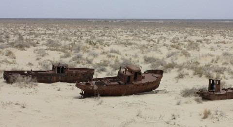 Mar Aral: difícil retorno agua