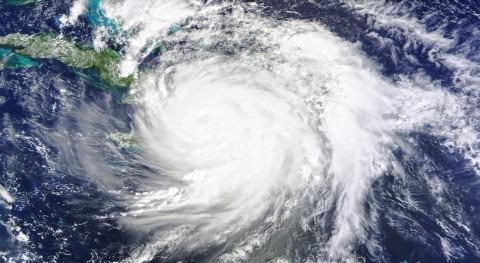 Huracanes: energía desbocada ciclo agua