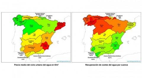 precio agua España 4 imágenes