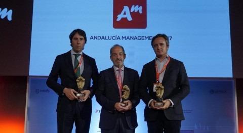 Hidralia recibe premio 'Andalucía Management' compromiso social Andalucía
