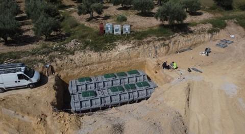 depuración agua poblaciones muy pequeñas: caso Villares, Elche Sierra