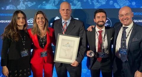 """ACCIONA gana premio AERCE """" Diamante Compras 2019"""" categoría Mejor Estrategia"""