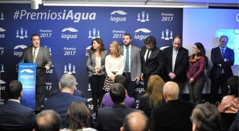 Foro Economía Agua, Premio iAgua al Mejor Evento 2017