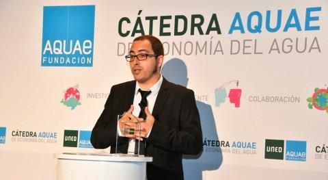 estudio económico regadío cuenca Segura, mejor tesis economía agua