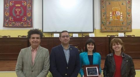 investigadora Natalia Antonova, IV Premio Día Mundial Agua