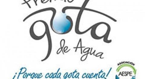 Abierta convocatoria Premio Gota Agua 2017