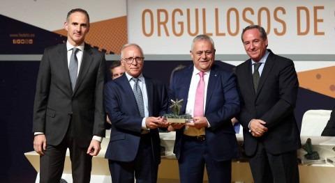 Saleplas recibe Premio Innovación 2019 XXIII Galardones Empresariables FEDETO