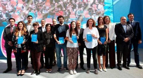 Premios Aquae Campus apuestan talento