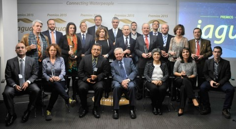 profesionales sector agua serán protagonistas entrega Premios iAgua