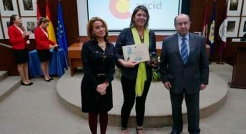 AECID recibe Premio Manantial, labor defensa agua