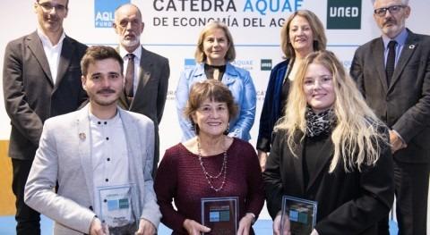 Premios Cátedra Aquae valoran mejores trabajos investigación torno al agua