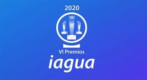 CAF recibe premio iAgua LATAM 2020